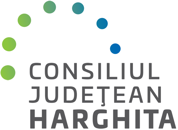 Consiliul Județean Harghita Logo